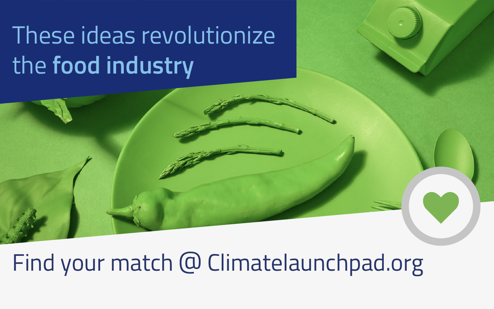 Wervings Campagne voor Climate Launchpad