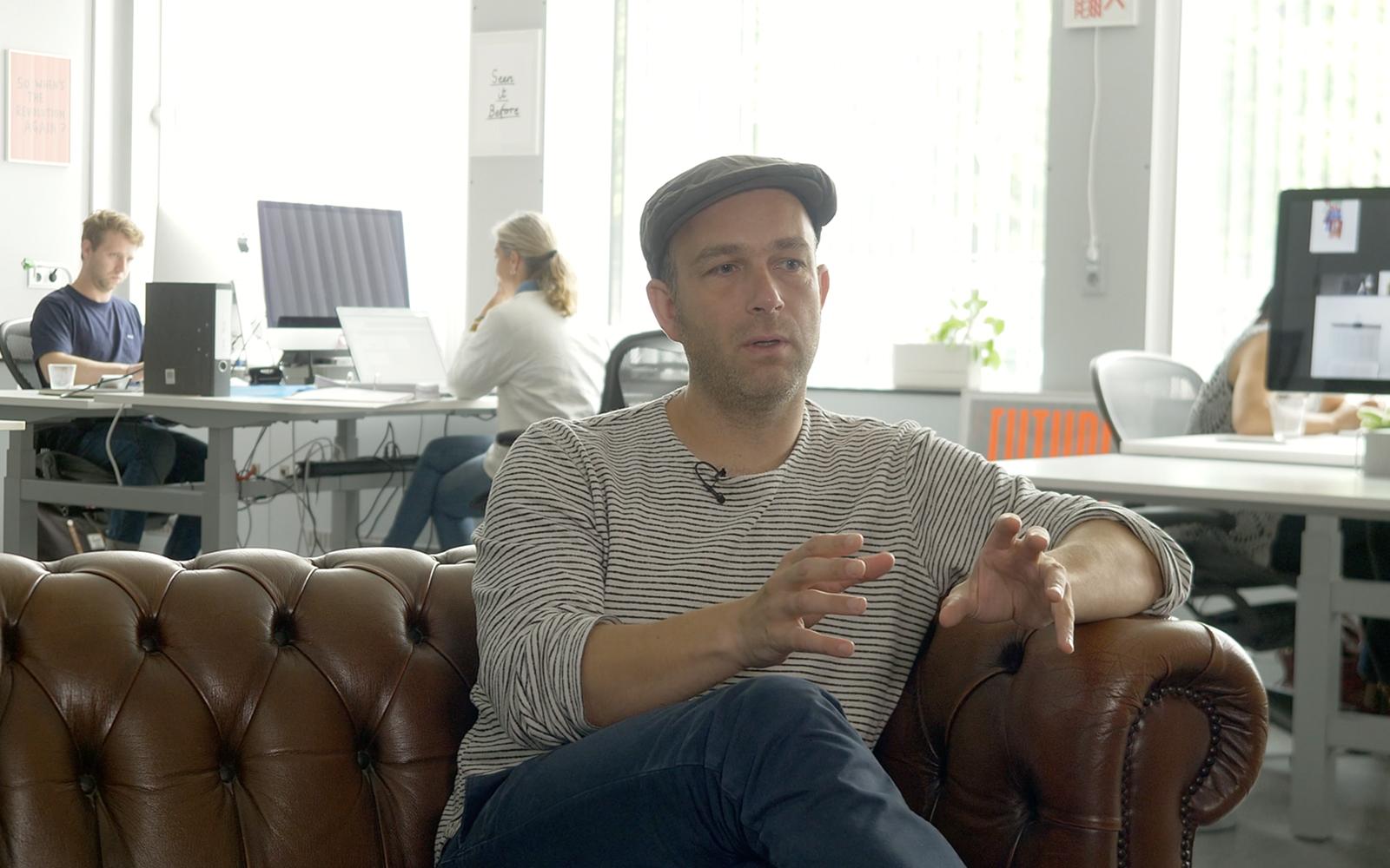 Stedelijk Museum Breda samenwerking met Yurr Studio film: Minidocshop