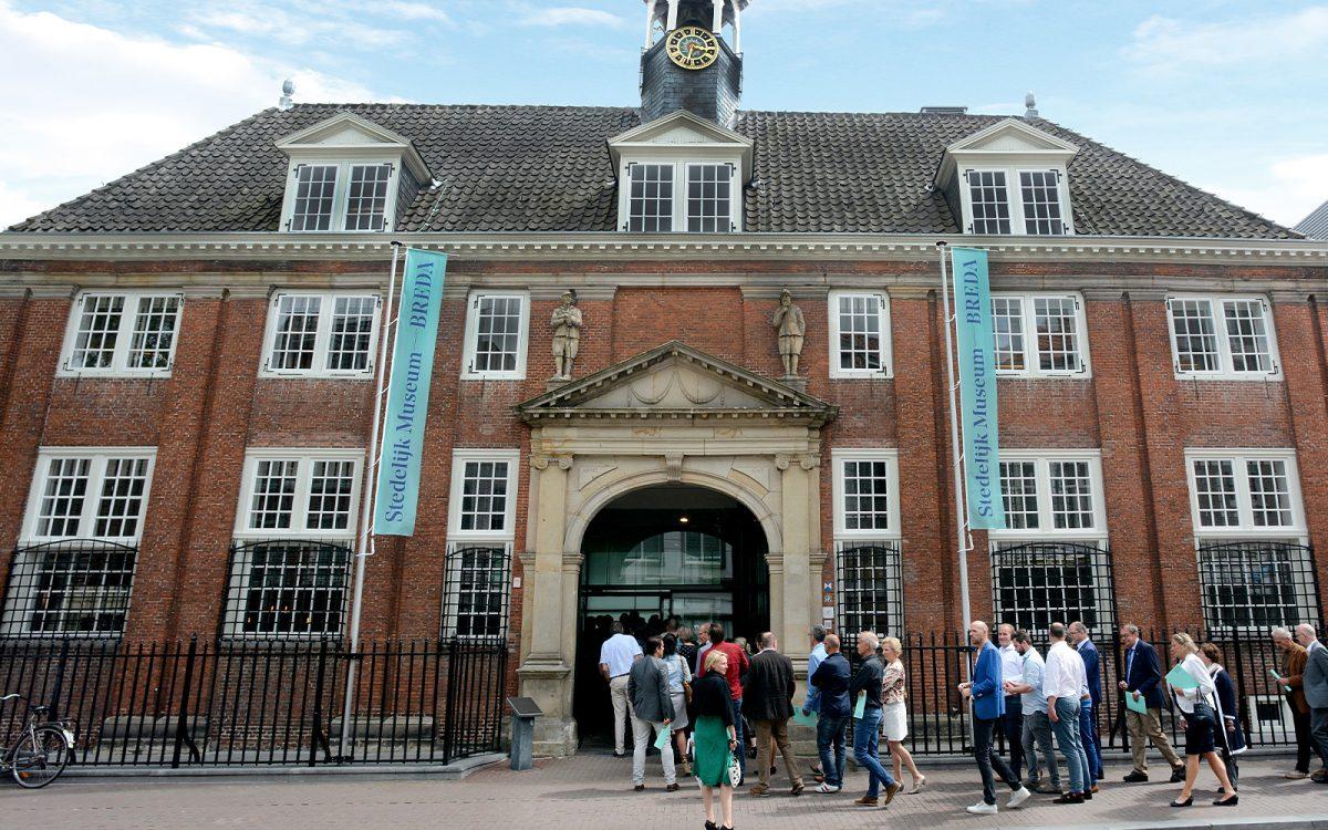 Opening van het Stedelijk Museum Breda snel je naam vestigen in Breda