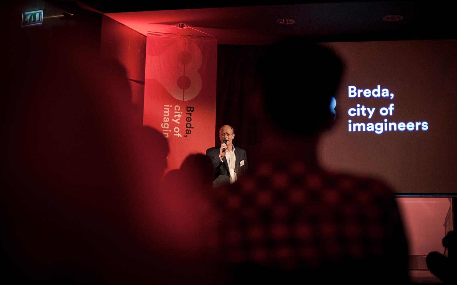De creatieve industrie zichtbaar maken voor City of imagineers Breda