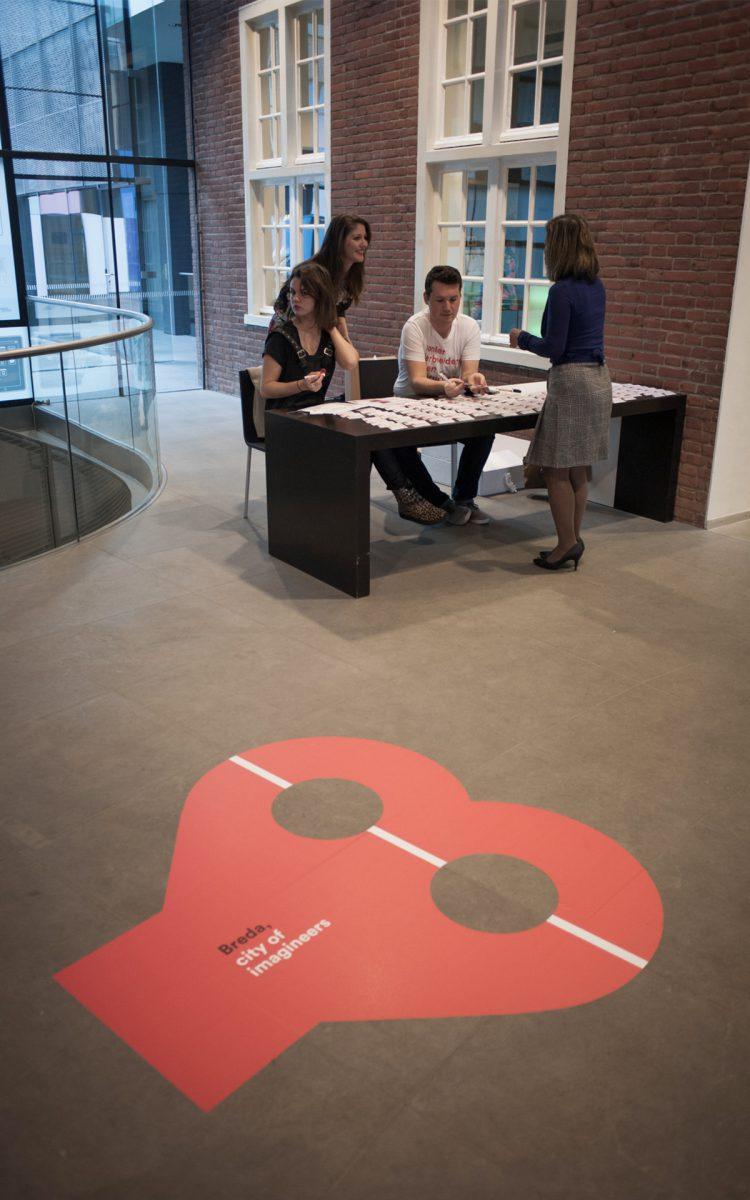 Aanmelden voor City of imagineers Breda brengt beeldindustrie naar een hoger niveau