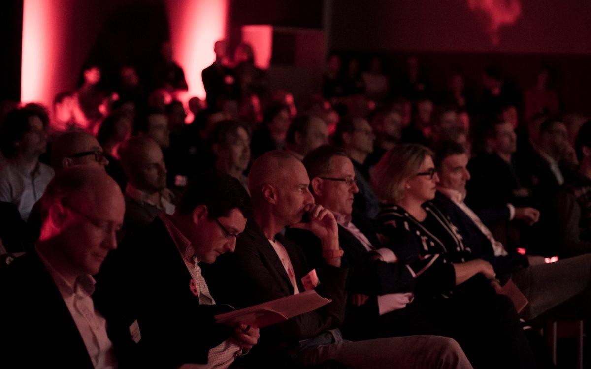 Lancering van City of imagineers Breda publiek evenement