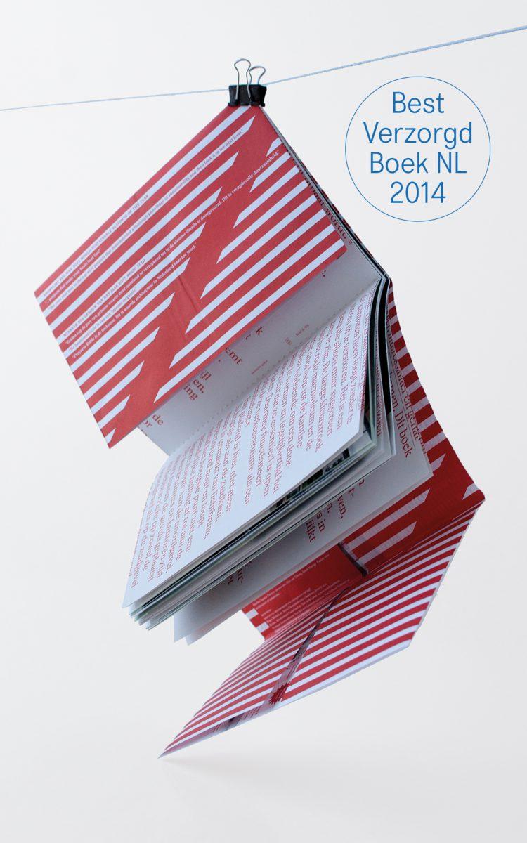 Winnaar Best verzorgd boek 2014 Van Helvoirt Groenprojecten boek design