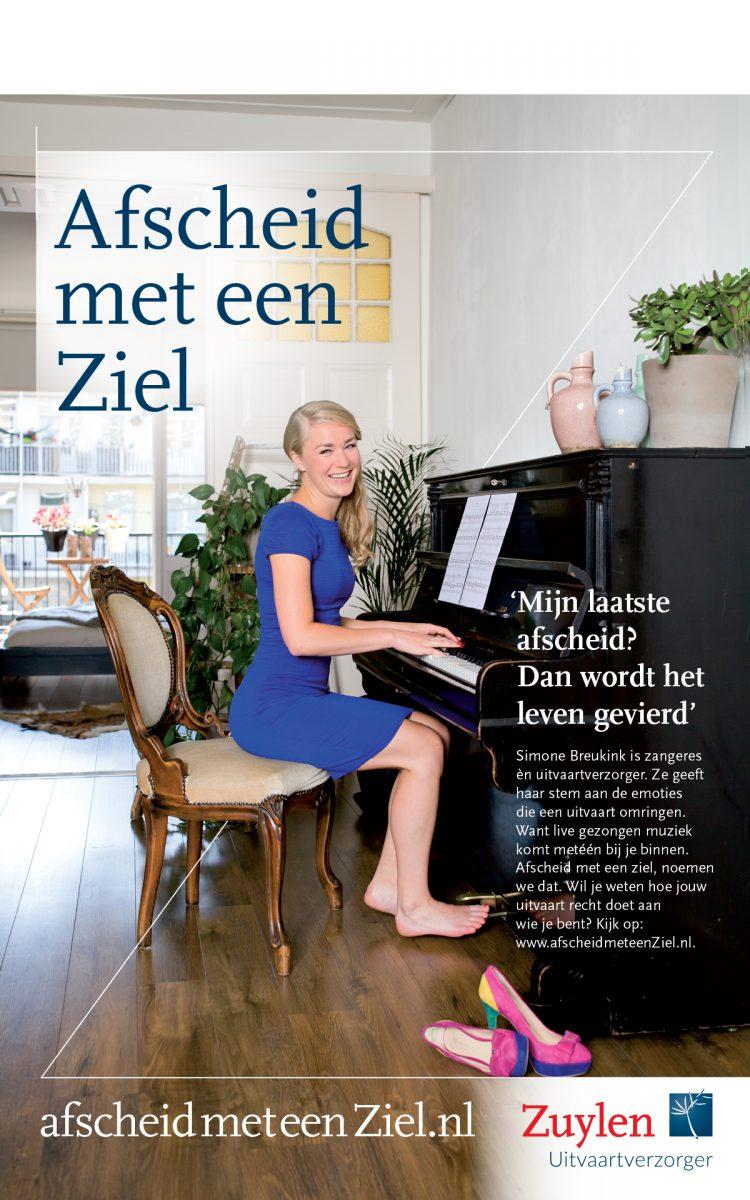 Advertentie campagnebeeld Zuylen