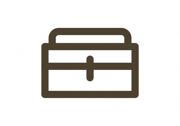Grafische toolkit ontwikkelen van kleuren, vormen, lettertypes